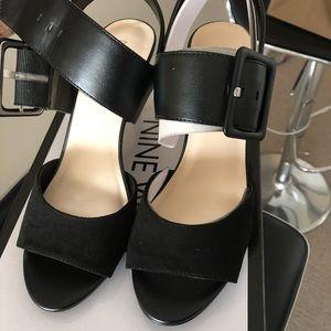 Nine West Sandals Sadabeth